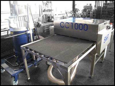 CC1000 - Teppichklopfer und Teppichreinigung
