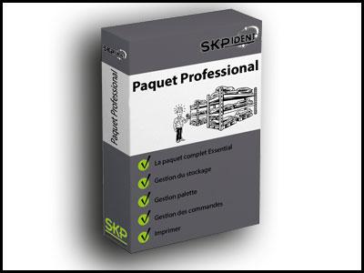SKPident Professional Box
