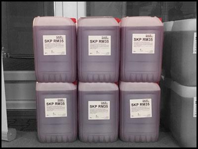 RM20 und RM35 - SKP Reiniger