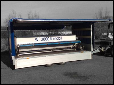 WT3000K - SKP Waschtisch